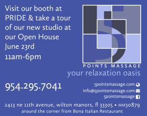 Open House for 5 Points Massage